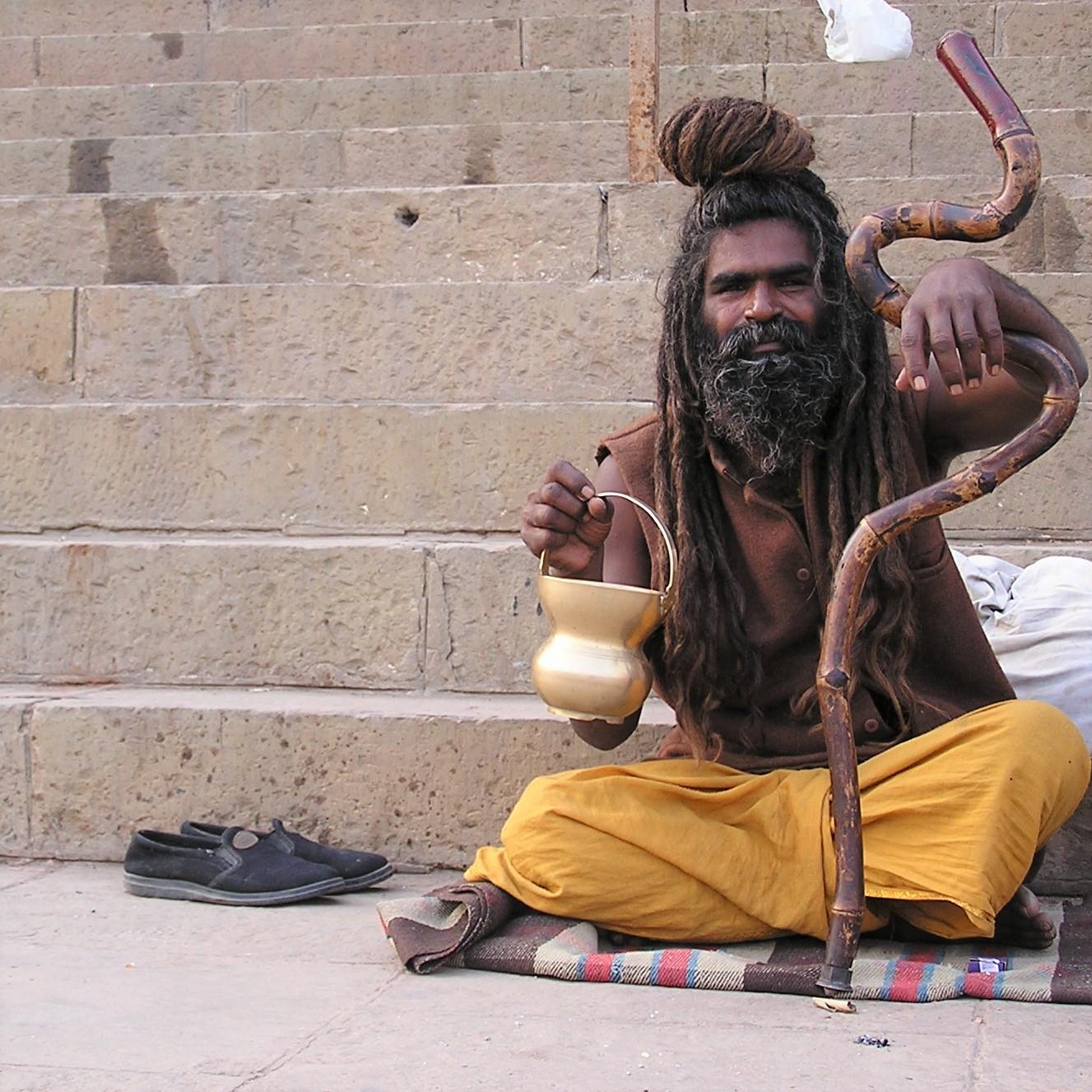 India Holy men