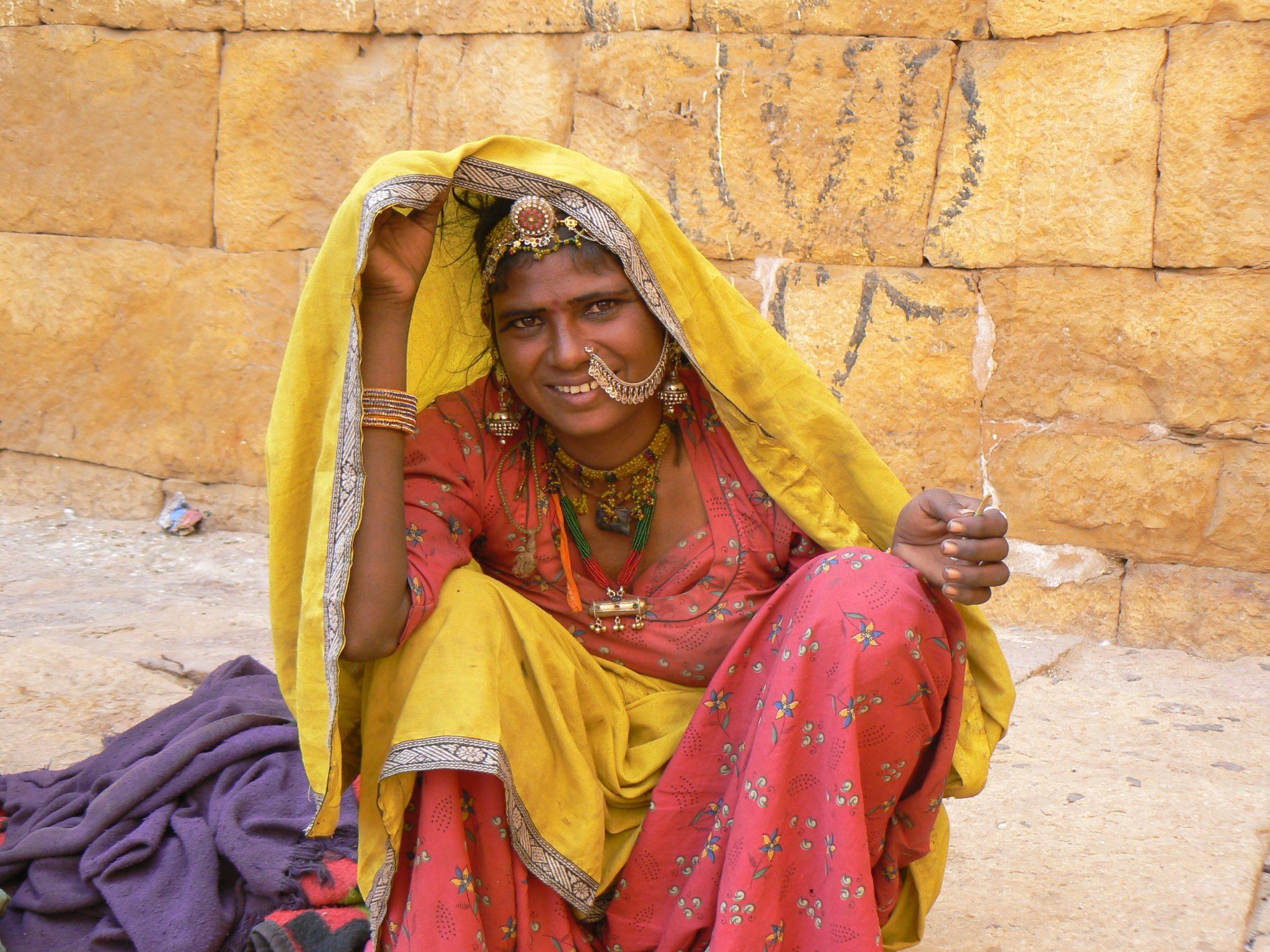 Indiase vrouw India