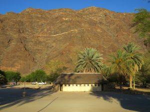 Ai-Ais Hotsprings Spa Namibie