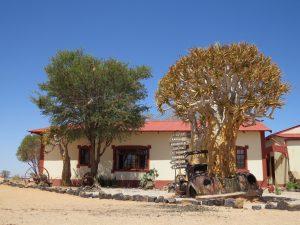 Canyon Roadhouse Gondwana Namibie