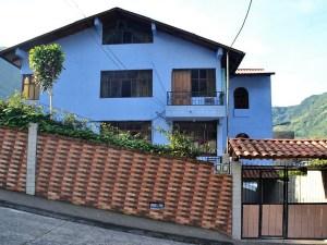 Hotel Princesa Maria baños Ecuador