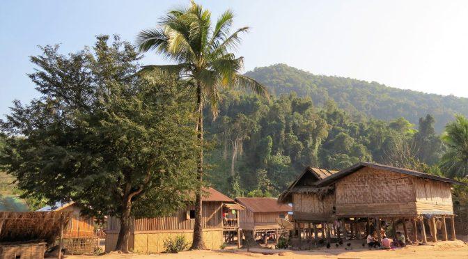 Een trekking door Nam Ha NP in Laos