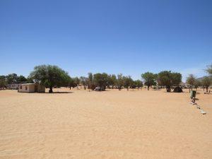 Sesriem Campsite Sossusvlei Namibie