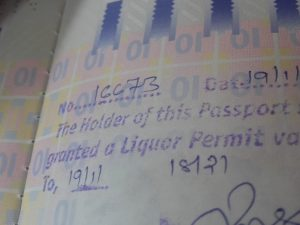 License to drink Gujarat India