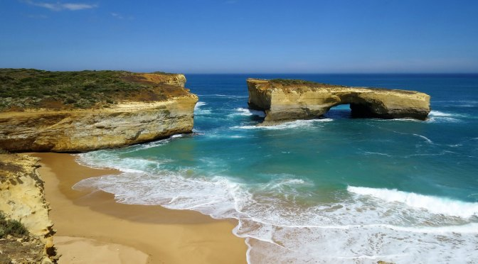 Route 4 tot 5 weken van Sydney naar Adelaide