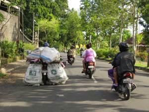 Scooter huren Ubud Bali