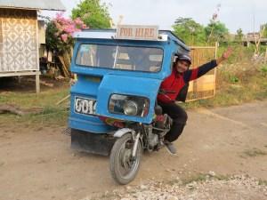 Lokalae bevolking Bohol Filipijnen
