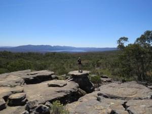 Reeds Lookout the Grampians Australië