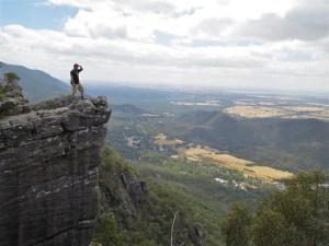 the Pinnacles the Grampians Australië