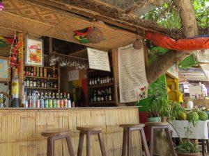 Bar op Bohol Filipijnen