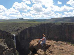 Thabana Li Mele Waterval Semonkong Lesotho