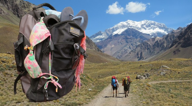 Inpaktips voor backpack bagage Hip on Trip
