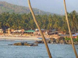 Strand Palolem Goa India