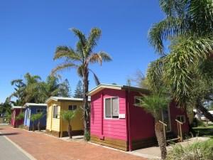 BIG4 camping Adelaide Australië