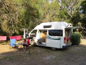 Halls Gap Lakeside Tourist Park Australië