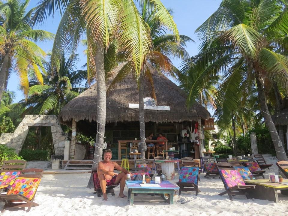 Isla Mujeres beachclub Mexico