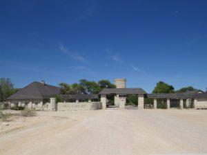 Okaukuejo Camp Etosha Namibië