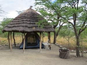 Planet Baobab camping Gweta