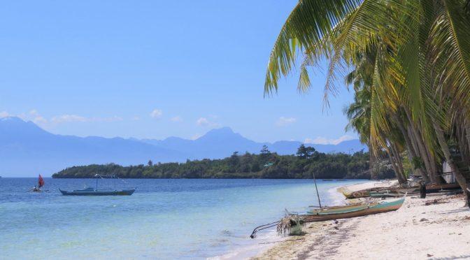 Siquijor eiland de Filipijnen