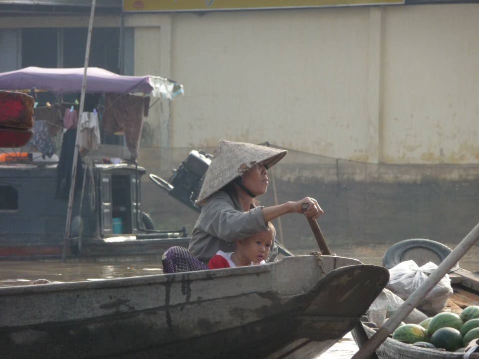 Local people Vietnam