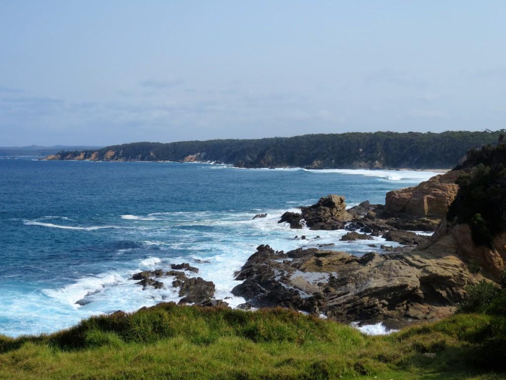Wandeling-van-Bondi-naar-Cogee-Australie