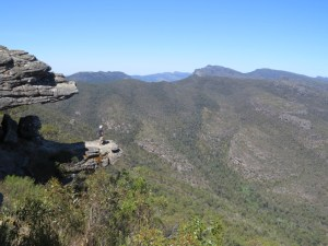 The Balconies Halls Gap The Grampians Australië