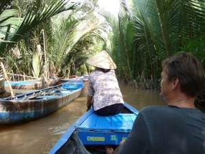 Boottocht Cambodja