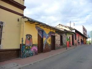 La Candalaria Bogotá Colombia
