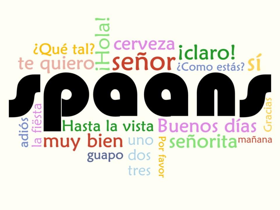Spaans-lesje