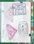 Visa-paspoort
