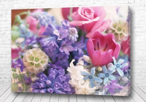 Постер Цветики