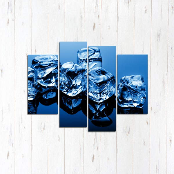 Модульная картина Лёд