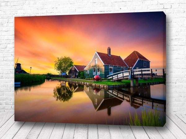 Постер Дом у озера