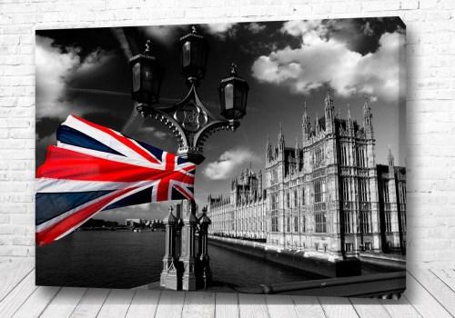 Постер Стильная Англия