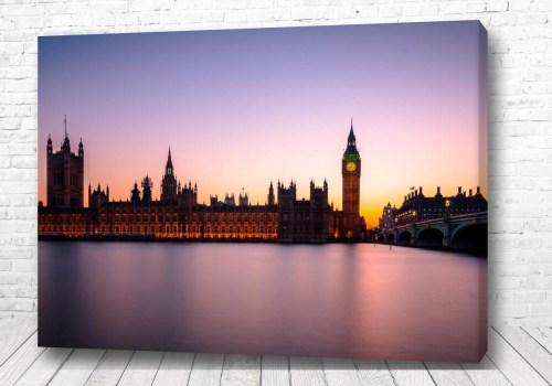Постер Рассвет в Лондоне