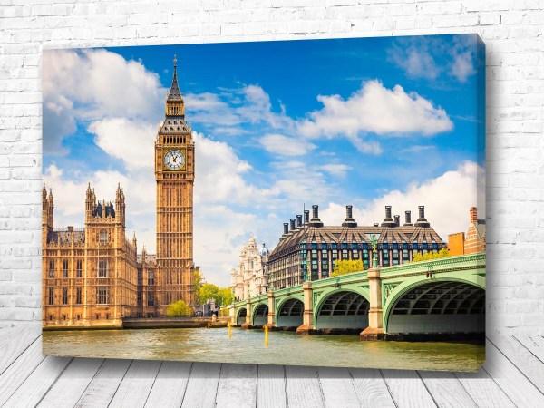Постер Прекрасный Лондон