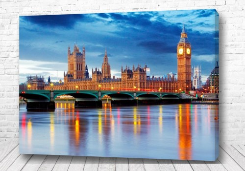 Постер Лондон прекрасен