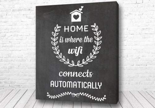 Постер Домашний уют
