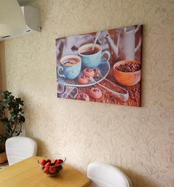 Картина для интерьера кухни