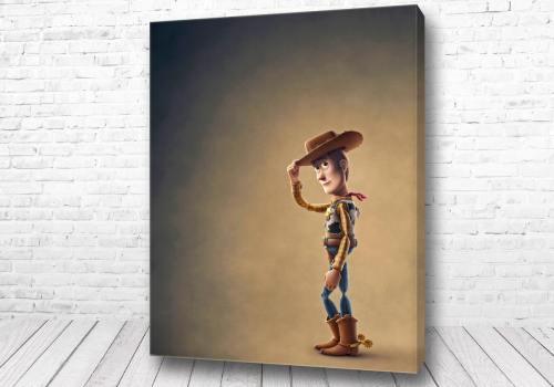 Постер Вуди арт