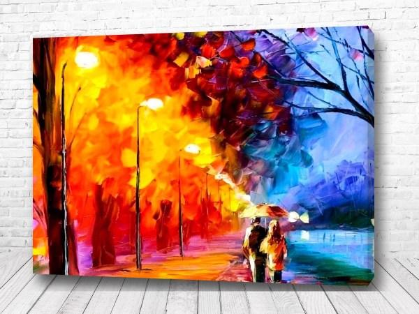 Постер Двое влюбленных