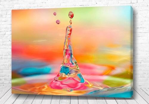 Постер Капля в воду