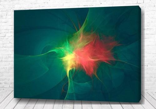 Постер Три цвета