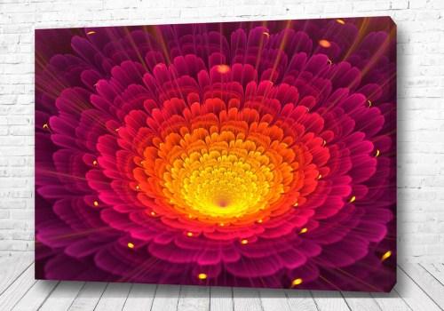 Постер Цветок счастья