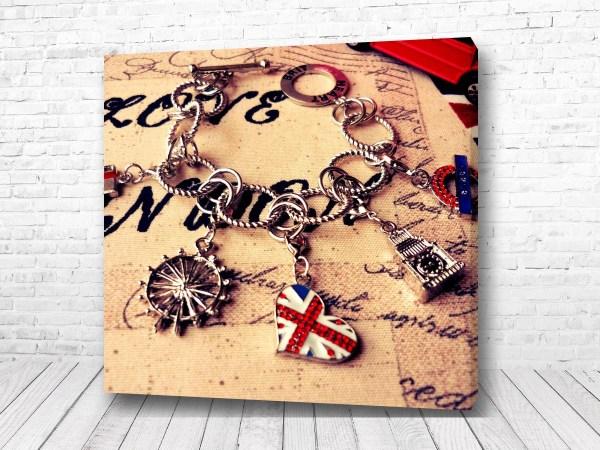 Постер Английский брелок
