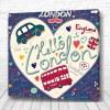 Постер Лондон с любовью