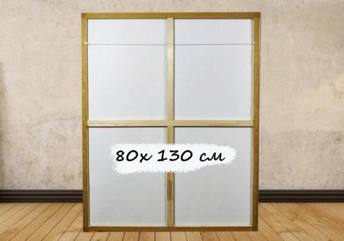Подрамник для холста 80 x 130 см