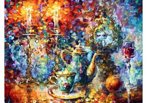 Картина Вечерний чай