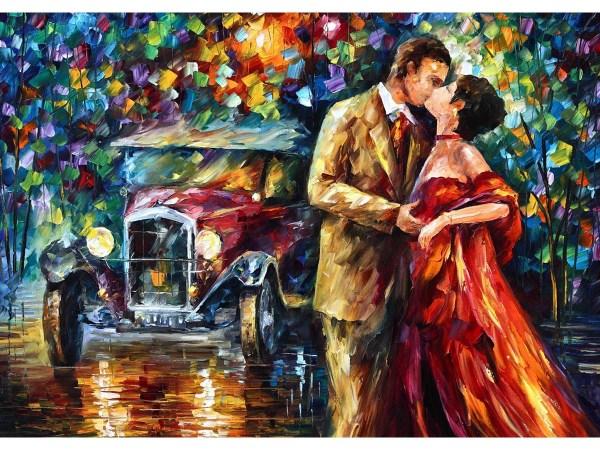 Картина страстное свидание