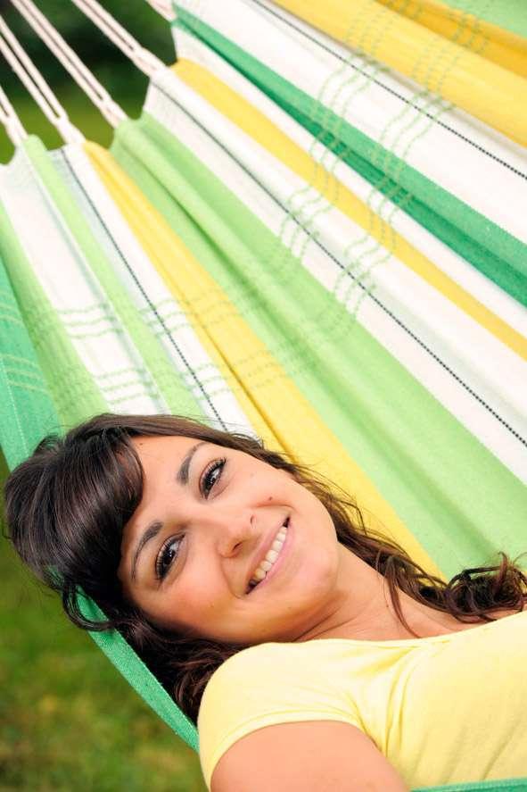 Amazonas Lambada Apple hangmat zonder spreidstok